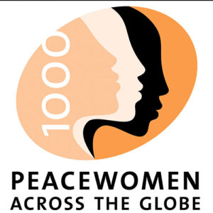1000 peacewomen across the globe